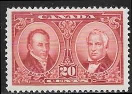 Canada 148 mh 2013 SCV $27.50 very light gum disturbance