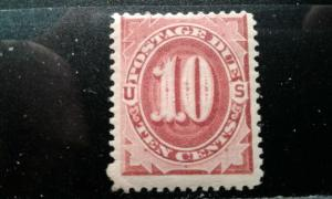 US #J26 mint hinged e193.3834