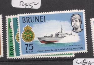 Brunei SG 178-80 MNH (2deq)