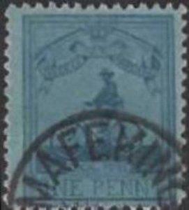 Cape of Good Hope - Mafeking 1900 SC 178 Used SCV $425.00