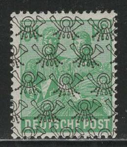 Germany AM Post Scott # 633, mint nh