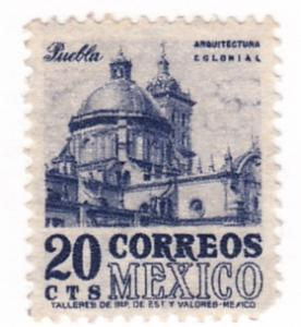 Mexico, Scott # 860(3), Used