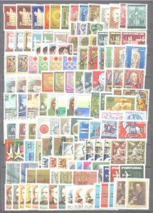 Portugal MNH lot,1960-70 SCV189.90