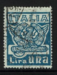 Italy SC# 162, Used, Pencil Mark - Lot 112016