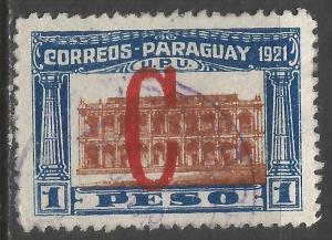 PARAGUAY L2 VFU Z384-4