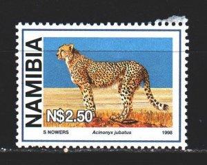 Namibia. 1998. 930 from the series. Cheetah fauna. MNH.