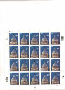 US 3472 - $3.50 Capitol Dome Unused