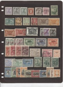 STAMP STATION PERTH - Azores #Selection of 49 Stamps Mint  / Used Unchecked