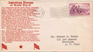 United States South Dakota Winner 1943 machine  American Heroes of World War ...