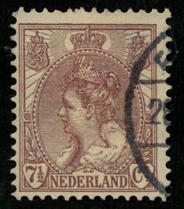 Netherlands, 1899, Queen Wilhelmina, SG #178, (3171-T)