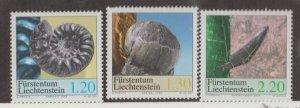 Liechtenstein Scott #1302-1303-1304 Stamps - Mint NH Set