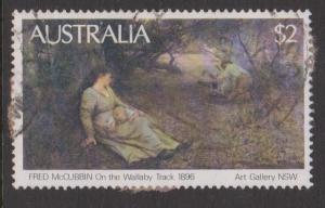 Australia Sc#575 Used