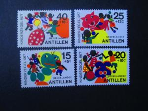 Netherlands Antilles #B147-50 Mint Never Hinged- (Z5) I Combine Shipping!