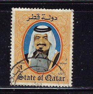Qatar 654 Used 1984 issue