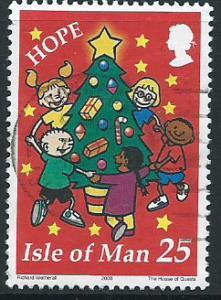 Isle of Man  SG 913 VFU