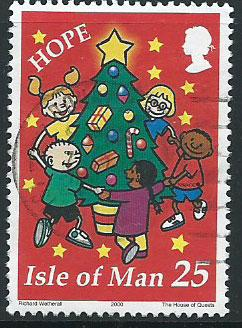 Isle of Man  SG 913 VFU