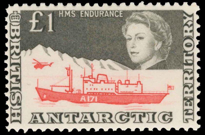 British Antarctic Territory Scott 1-15 Gibbons 1-15a Mint Set of Stamps