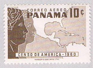 Panama C239 MLH Heads and Map (BP20019)