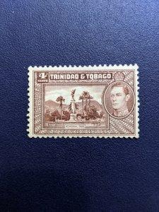 Trinidad & Tobago 53 F-VFNG, CV $19