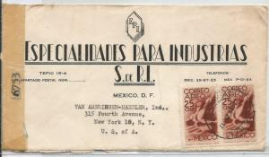 M) 1913, USA, ONE PENNY, OLD ENVELOPE, COLOR BROWN, CIRCULATED