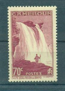 Cameroun sc# 238 mh cat value $3.25