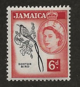 JAMAICA SC# 166   FVF/MNH