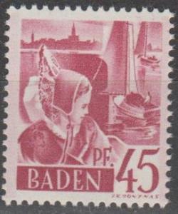 Germany #5N9 MNH F-VF (SU542)