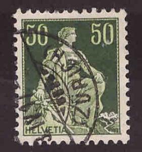 Switzerland Scott 139 Used