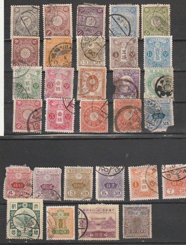 Japan Used lot #191005-2