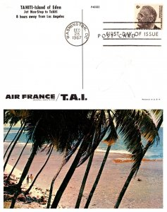 United States, District of Columbia, First Day Cover, Picture Postcards, Avia...