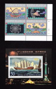 1 Marshall Islands & Micronesia Mint Collection... Face $950 (about)
