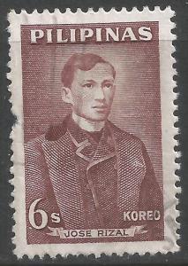 PHILIPPINES 857 VFU Y283-2