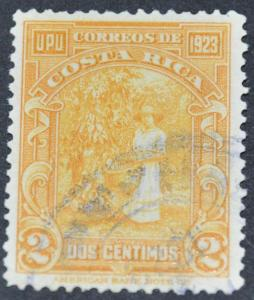 DYNAMITE Stamps: Costa Rica Scott #118 - USED