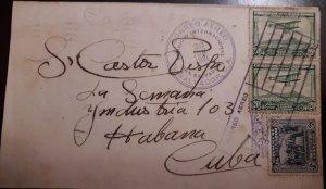 O) 1931 EL SALVADOR, CONSPIRACY OF 1811 5c, MAIL PLANE OVER SAN SALVADOR 20c,