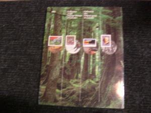 Canada Post Annual souvenir collection 1993