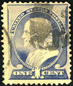 U.S. #212 Used