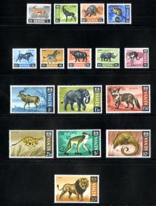 KENYA 20-35 MH SCV $32.50 BIN $13.00 (ANIMALS)
