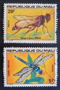 Insects, Мали, (2319-T)