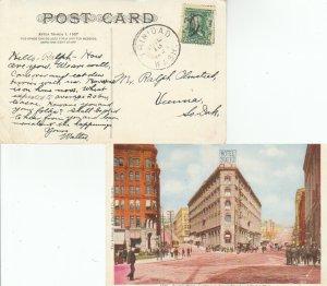 United States Washington Trinidad c1908 target  1899-1962  PPC (Seattle Hotel...