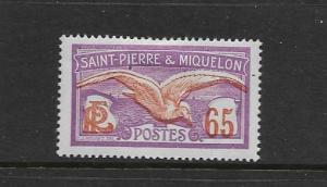 ST PIERRE #101  MLH