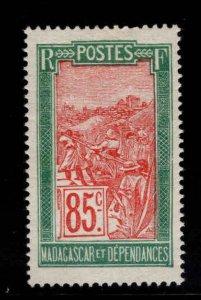 Madagascar Scott 108 MH* stamp