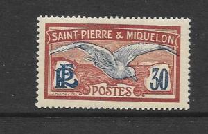 ST PIERRE #92  MLH