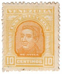 (I.B) Venezuela Revenue : Instruccion 10c (De Avila)