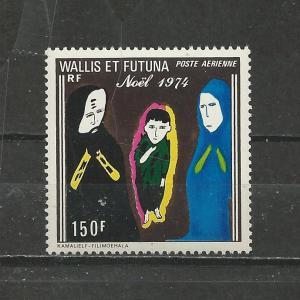 Wallis & Futuna Islands Scott catalogue # C55 Unused Hinged