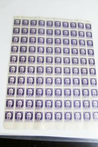 Italy Rare Mint NH Social Republic Stamp Sheets + Lot Scott Value $100,000.00