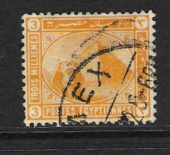 EGYPT 46a VFU J799