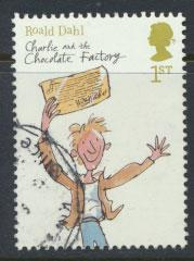 Great Britain SG 3254 SC# 2983 Used Roald Dahl see scan
