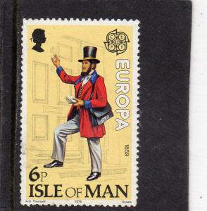 Isle of Man Europa used