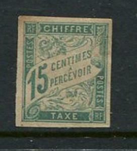 French Colonies #J31 Mint