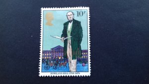 Great Britain 1979 The 100th Anniversary of the Death of Sir Rowland Hill Used